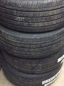 used 245 45 18 Michelin MXM4