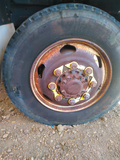 Wanted: Wanted spare rim to suit isuzu fss