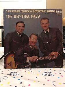 The Rhythm Pals - Canadian Town & Country Songs Vinyl