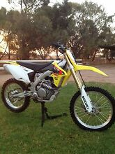 2010 RMZ 450 Blyth Wakefield Area Preview