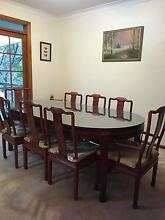 8 seat Dining Suite Mount Riverview Blue Mountains Preview