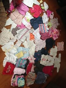 Baby girl clothes (assorted)