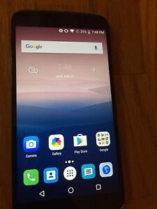 "Alcatel Idol 5.5"" 16 GB android 6"