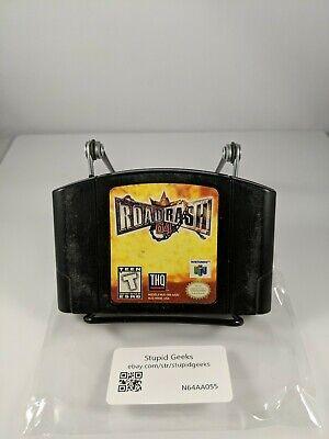 Road Rash 64 (Nintendo 64, 1999) - Racing - NUS-NROE-USA