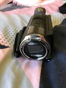 Sony HandyCam HRD-CX700VE with accessories Joondanna Stirling Area Preview
