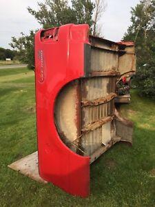 2004-2008 ford 6.5' box