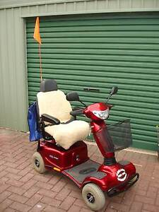 INVACARE AURIGA 4 WHEEL MOBILITY SCOOTER Greenwith Tea Tree Gully Area Preview