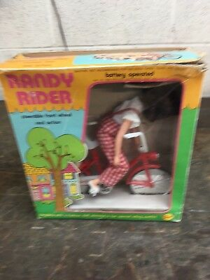 Randy Rider Girl bike battery  operated In Box In Good Condtion for sale  Shipping to India