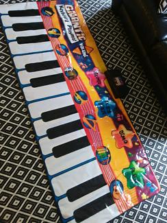 Gigantic Keyboard Playmat.
