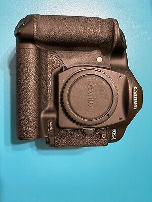 Canon EOS 1D Mark II 8.2MP Digital SLR Camera Body Only - No Battery or Charger