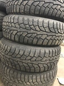 215/60R16 winter tires