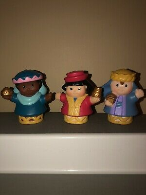 Fisher Price Little People Nativity 3 Wise Men