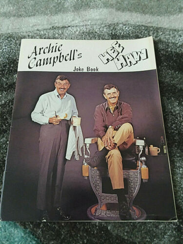 """""""Hee Haw"""" Archie Campbell"""