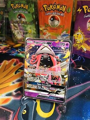Tapu Lele GX 60/145 Guardians Rising Pokemon - NM