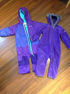 Girls 18-24month Columbia One Pieces