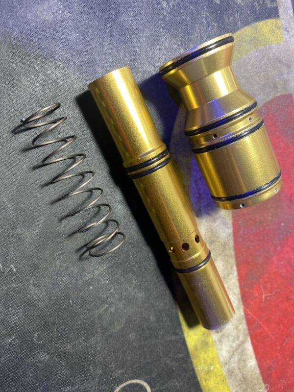 Paintball Shocker Sft Nxt Evolve Gold Bolt Sleeve Rhino Sprun Ultra Low Pressure