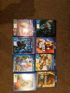 3D Blu-ray movies Bray Park Pine Rivers Area Preview