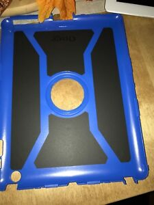 iPad 2 case blue