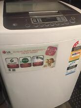 LG 8kg Washing Machine Robina Gold Coast South Preview