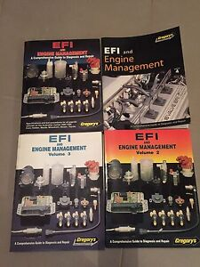 Gregory's efi engine manuals 1 2 3 4 Ford holden Nissan Toyota Parkwood Gold Coast City Preview