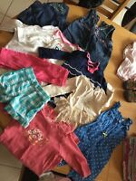 Baby girl clothing 6-12mth