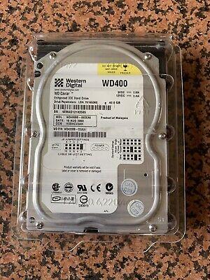 "Western Digital Caviar 40GB Internal 7200RPM 3.5"" (WD400BB) HDD"