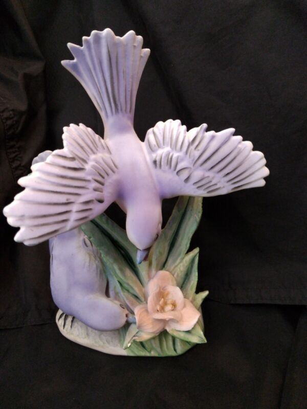 Enesco Bluebird Porcelain Figure
