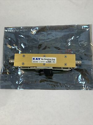 Kay 4550 Programmable Variable Attenuator