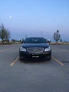 REDUCED Buick LaCrosse CXL AWD fully loaded+2 sets of rims+tires