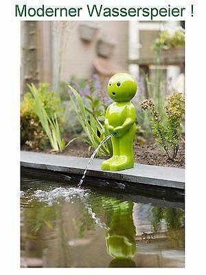Gargoyle Manneken Pis Pond Figure Garden Figure Pond Garden Fountain