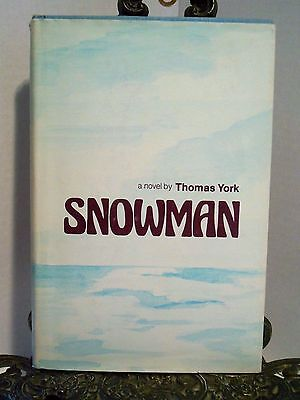 Arctic Wilderness Survival Historical Fiction John Hornby Snowman by Thomas York