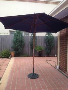 Large Outdoor Umbrella Parasols Gazebos Gumtree Australia