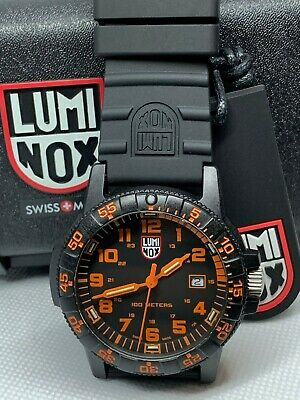 Luminox LeatherBack Sea Turtle Giant 0329 Series 44mm Watch NEW