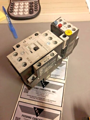 Moeller DIL M25-10 zb32-24 dil m32-xh11-s Contactor