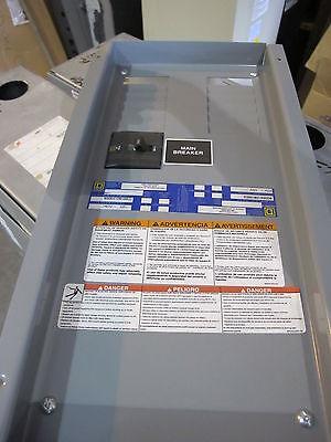Square D Nqod412m100cu 100 Amp Main Breaker Panelboard Interior - E749