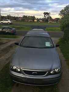 2005 GAS Auto BA Wantirna South Knox Area Preview