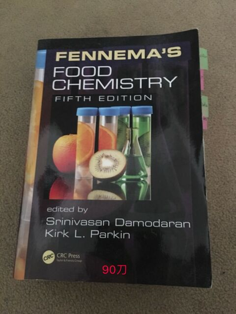 Food Chemistry Book