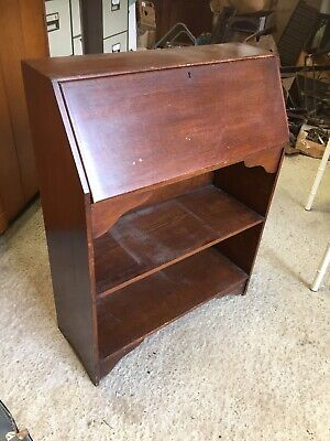Vintage Writing Bureau Bureaux Home Office Traditional 16/4/A