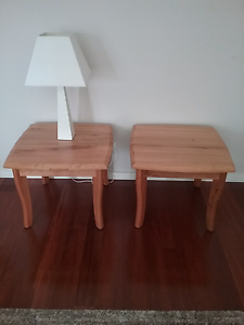 Coffee Table  and  Lamp Tables Darch Wanneroo Area Preview