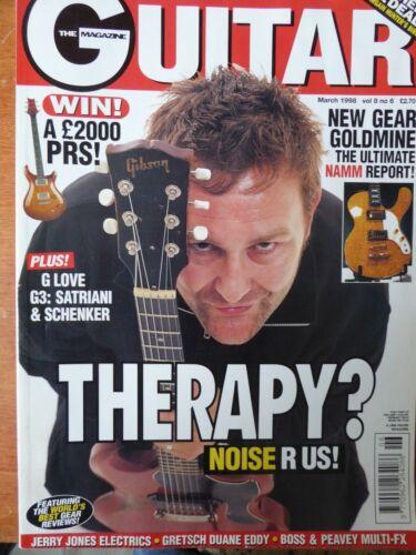 Guitar Magazine - March 1998