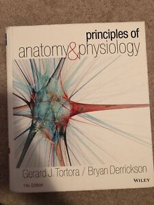Principles of anatomy & physiology 14th edition