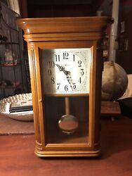 Howard Miller 625-281 (625281)  Westbrook dual-chime Wall Clock