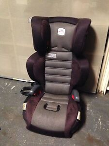 Safe n sound child booster car seat grey Frenchs Forest Warringah Area Preview