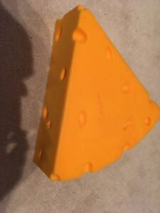 """Old Green Bay packers """"cheese head"""""""