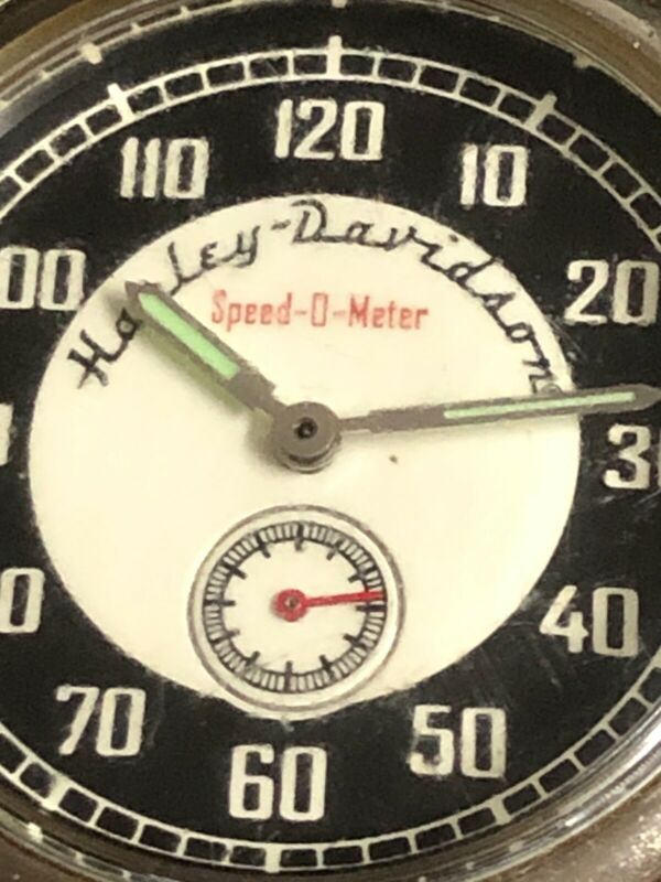 Harley-Davidson Vintage Watch