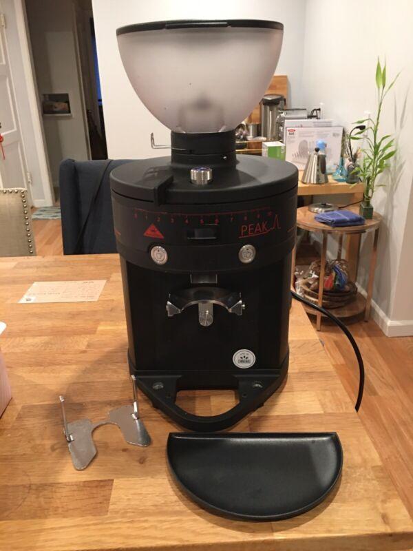Mahlkonig Peak coffee grinder