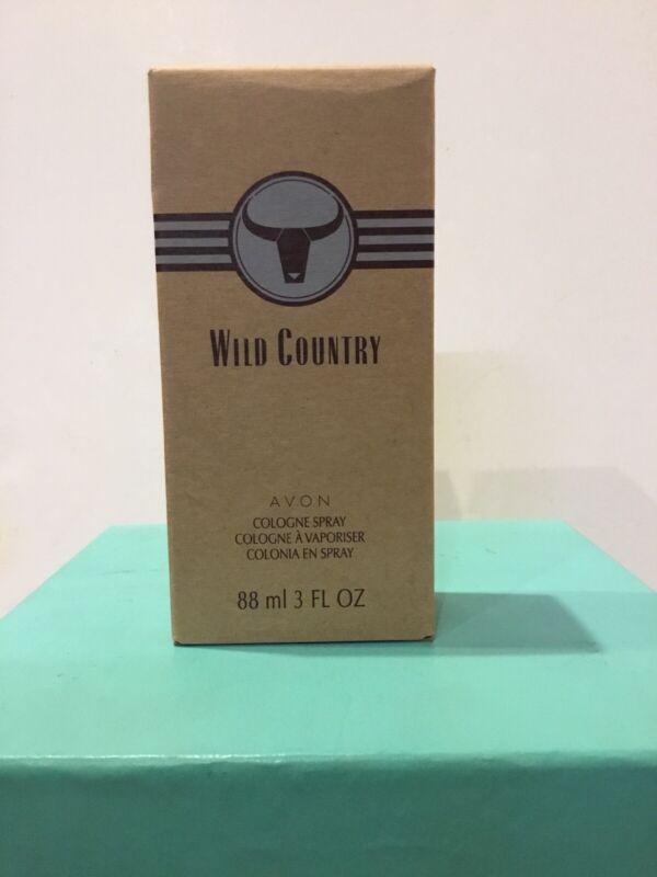 Avon Wild Country Men Cologne