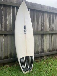JS CUSTOM SURFBOARD SHORTBOARD