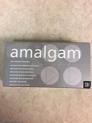 Sdi Permite Dental Amalgam 3 Spill - Regular Set 50 Capsules Exp 2022
