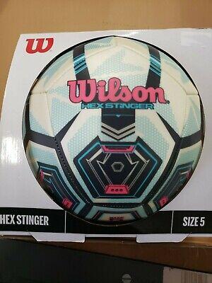 WTH9000XDEF Wilson NCAA Avanti Championship Match Soccer Ball